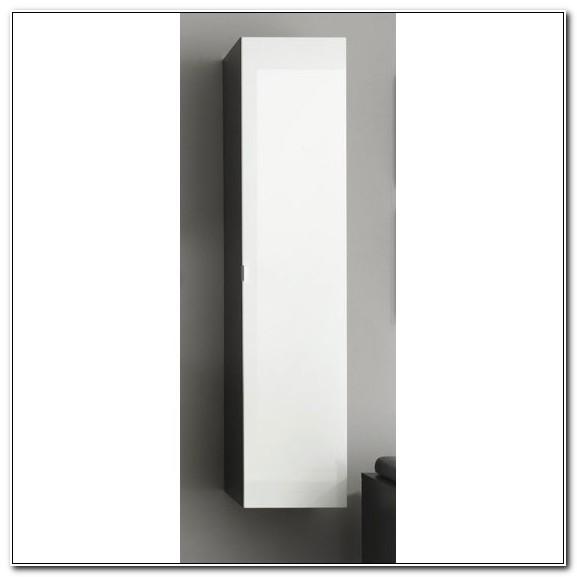 High Gloss White Bathroom Cabinet Uk