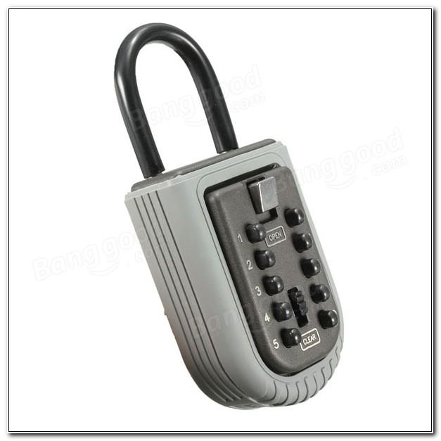 High Security Key Lock Box