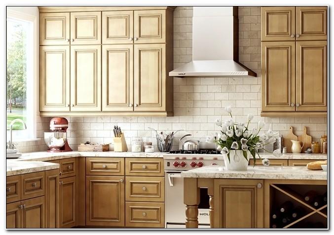 Home Depot Assembled Cabinets