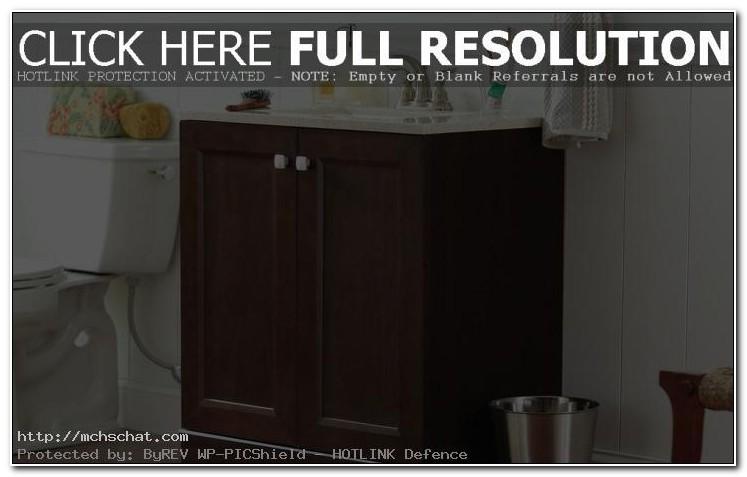 Home Depot Bath Cabinets