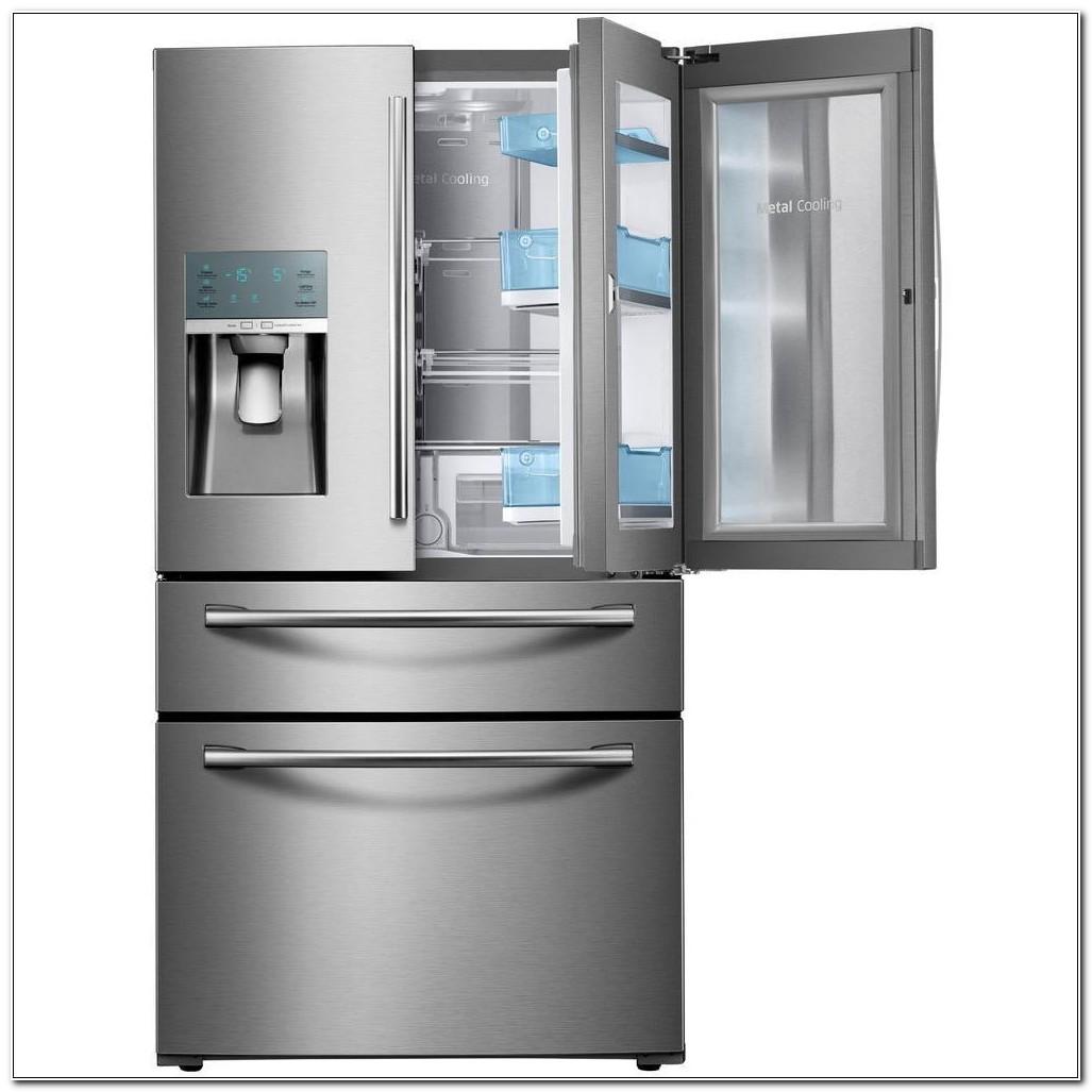Home Depot Cabinet Depth Refrigerator