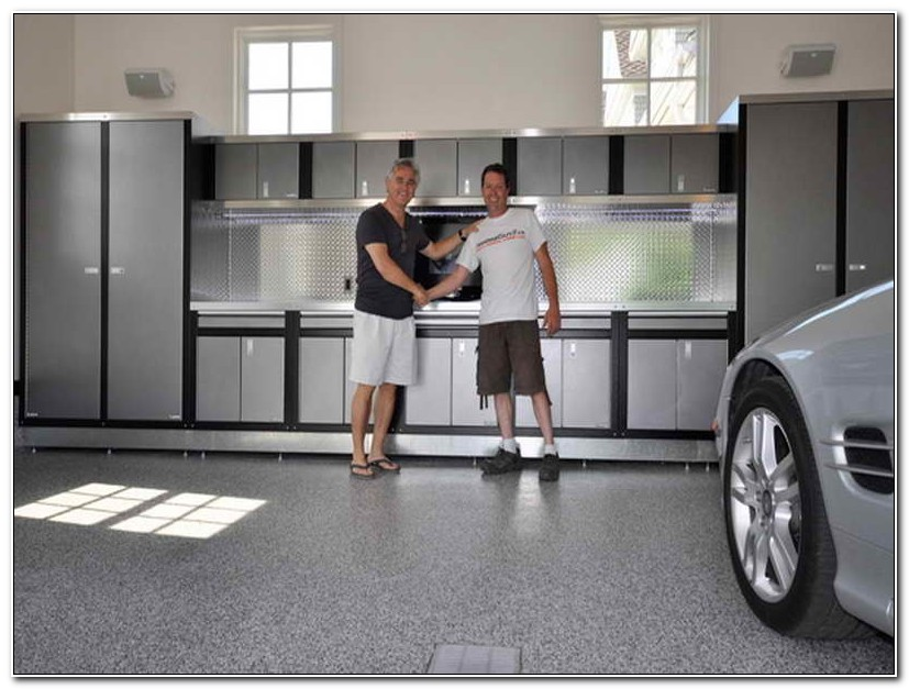 Home Depot Custom Garage Cabinets