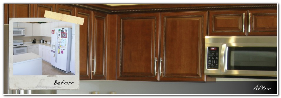 Home Depot Kitchen Cabinet Refacing Options