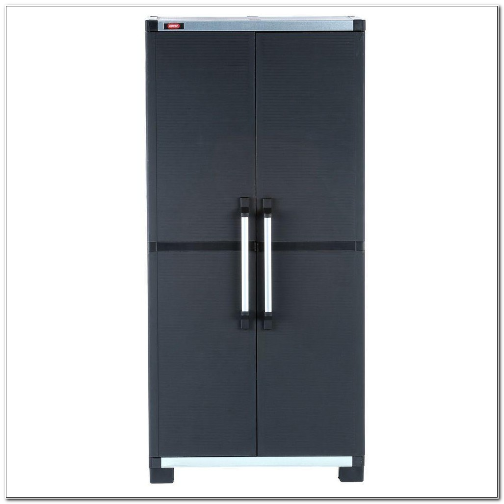 Home Depot Plastic Utility Cabinet