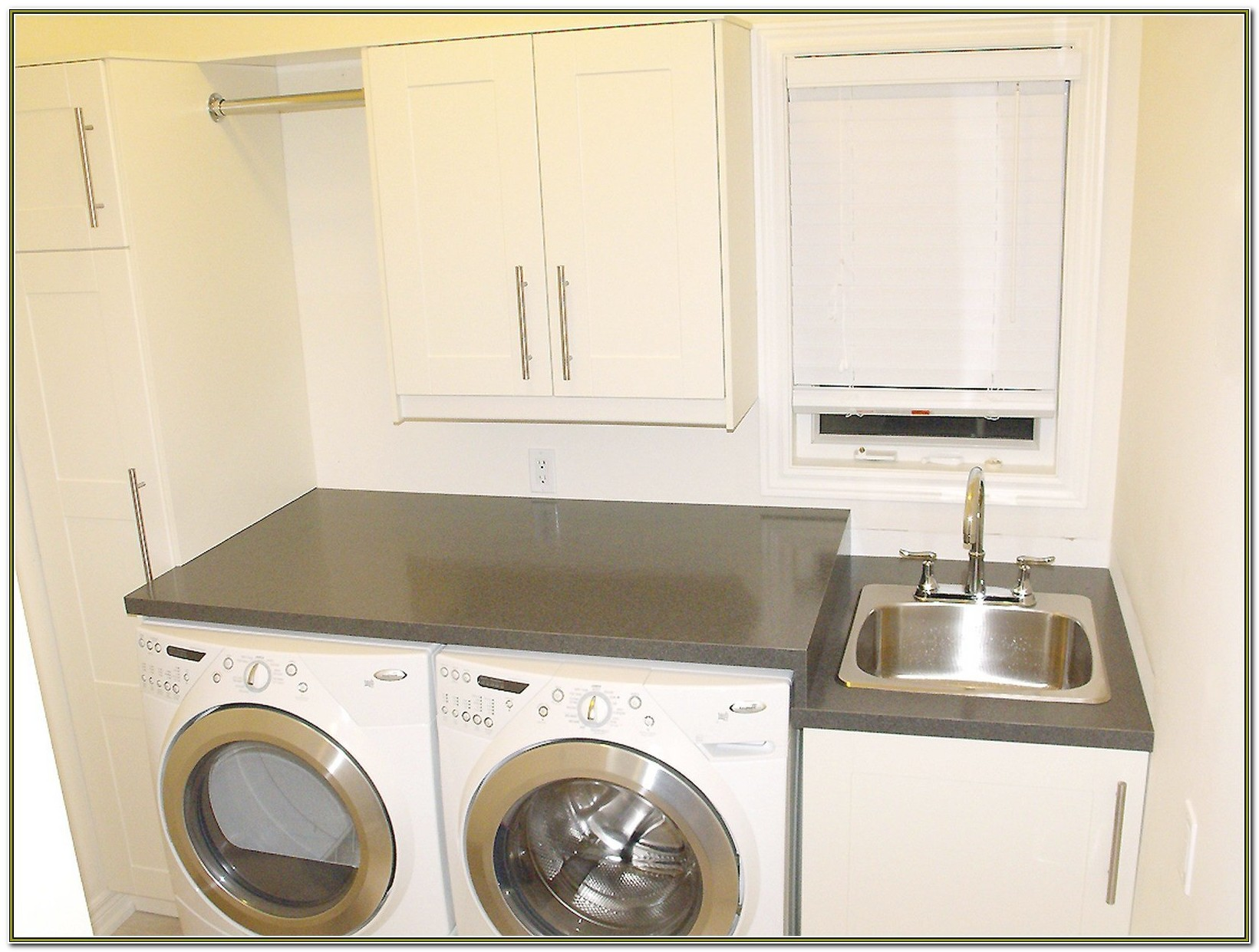 Home Depot Utility Room Cabinets