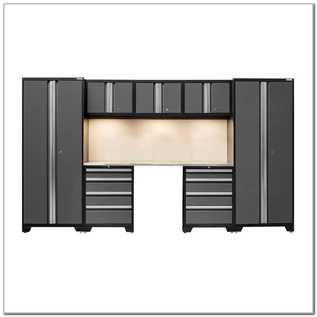 Home Depotca Garage Cabinets