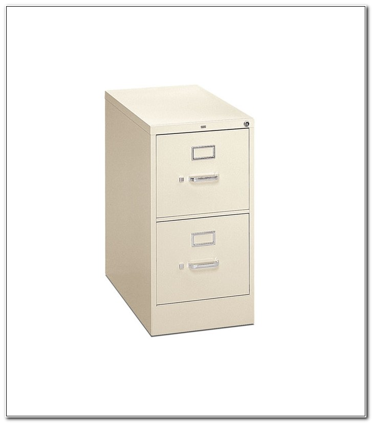 Hon 2 Drawer File Cabinet Height