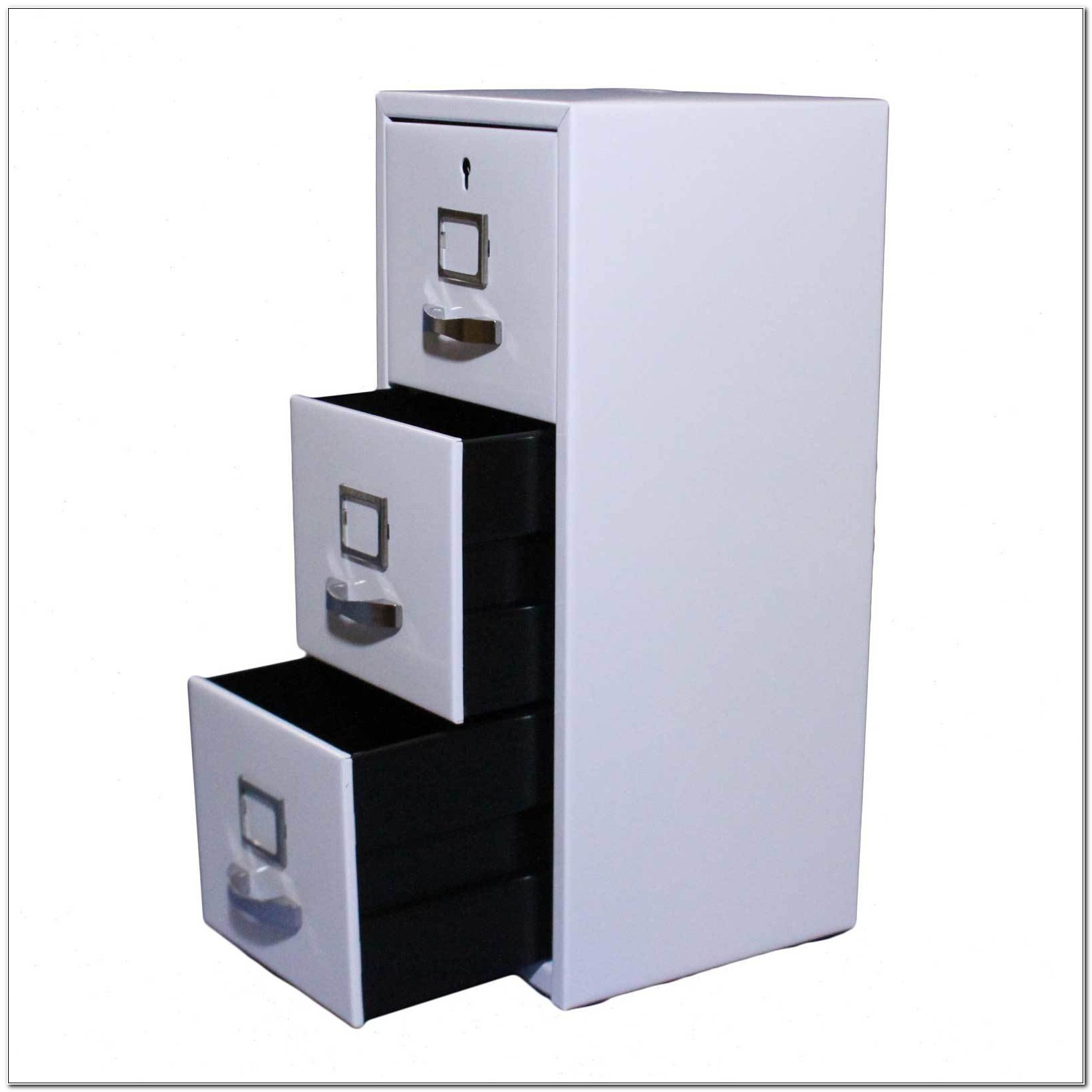 Hon 3 Drawer File Cabinet