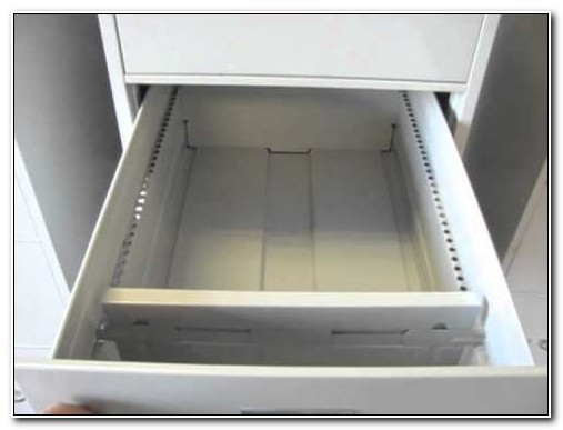 Hon Vertical File Cabinet Rails