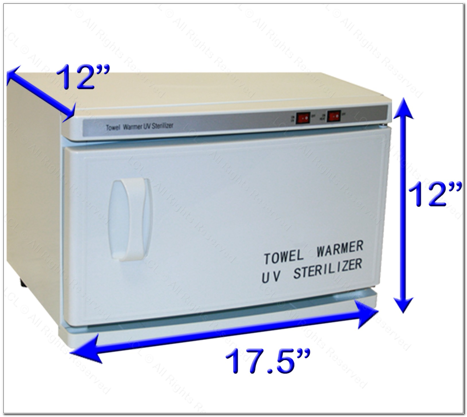 Hot Towel Cabinet W Uv Sterilizer