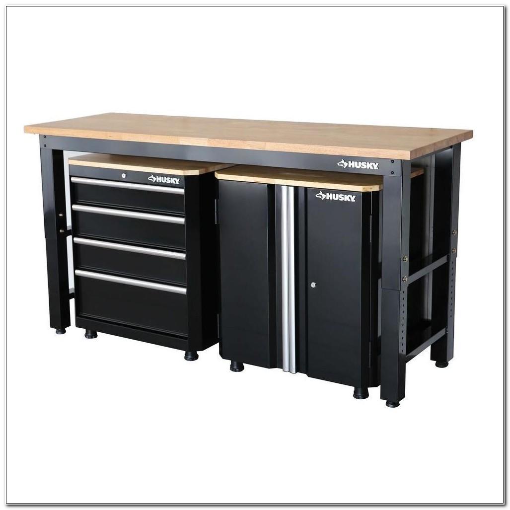 Husky Garage Cabinets Home Depot