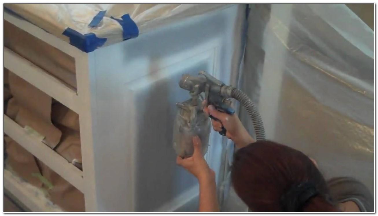 Hvlp Spray Gun For Cabinets