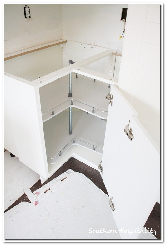 Ikea Cabinet Lazy Susan
