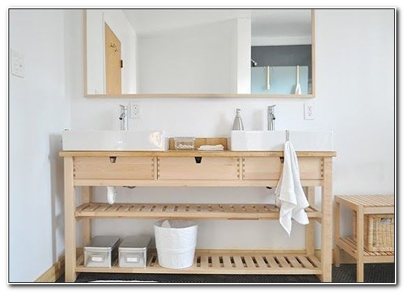 Ikea Flat Pack Bathroom Cabinets