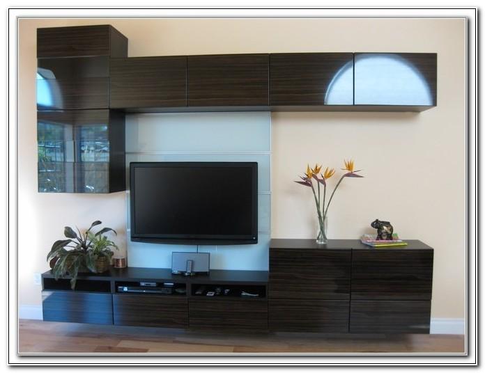 Ikea Floating Cabinet Living Room