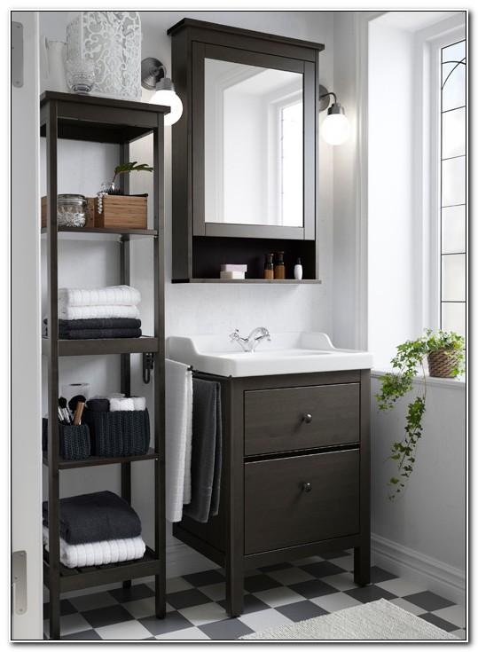 Ikea Free Standing Bathroom Cabinets