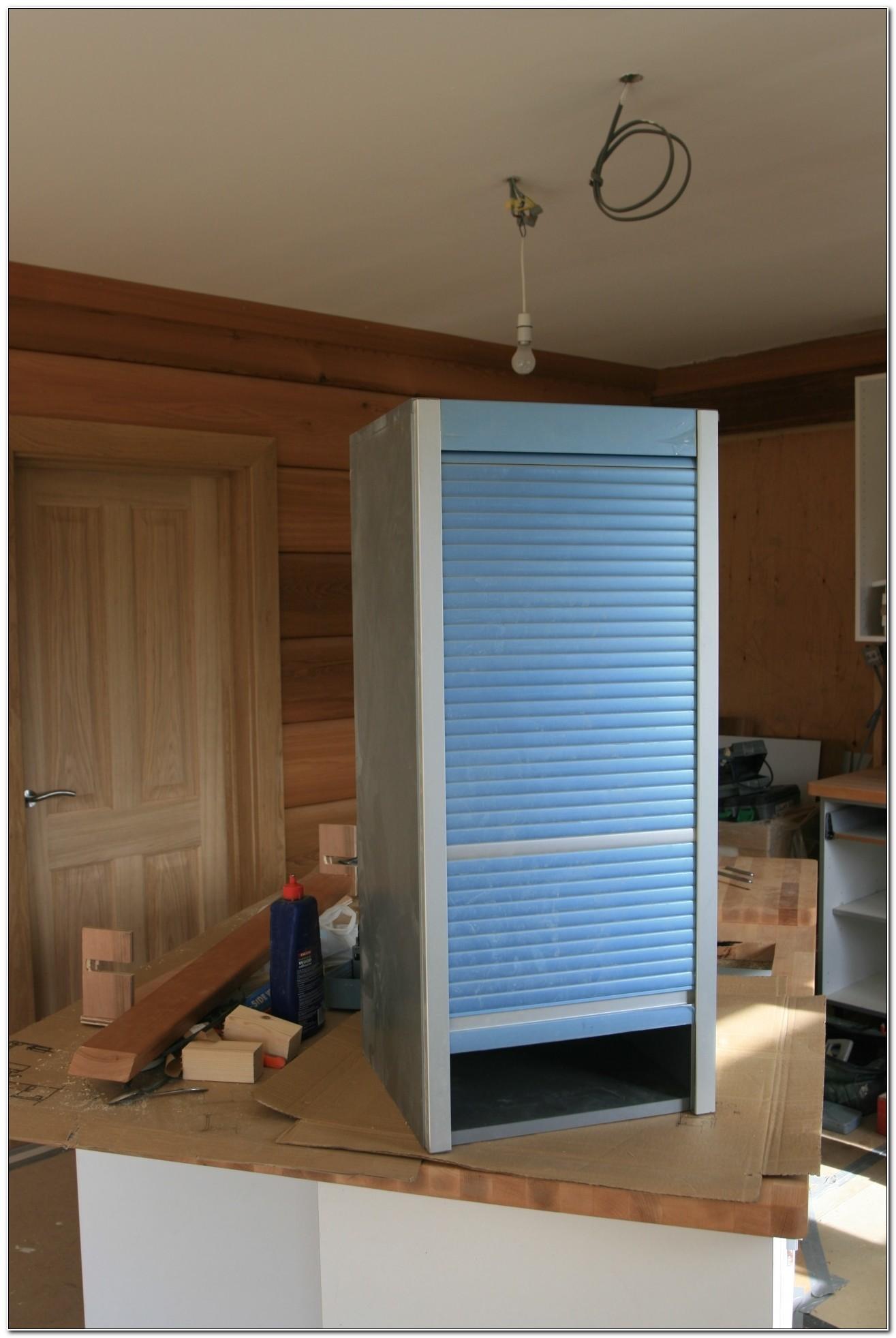 Ikea Kitchen Cabinet Roller Door
