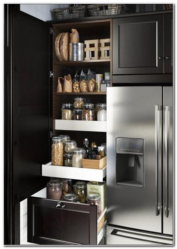 Ikea Kitchen Cabinet Storage Ideas