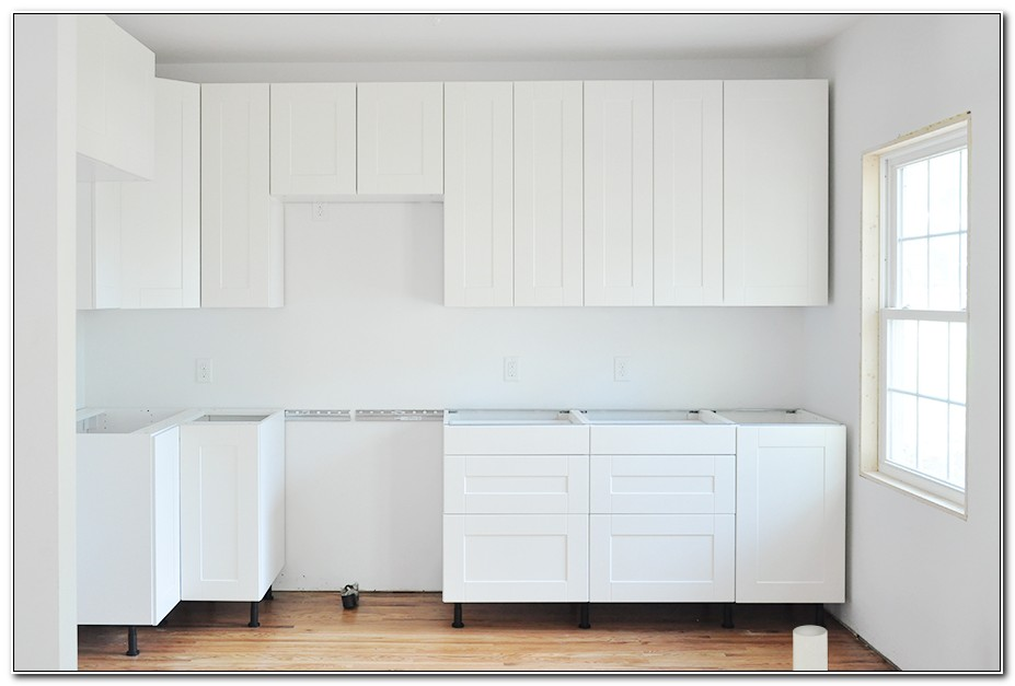 Ikea Kitchen Cabinets Assemble Yourself