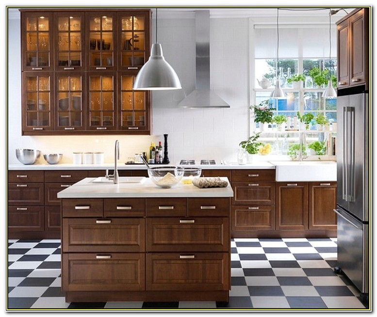 Ikea Kitchen Cabinets Solid Wood Doors