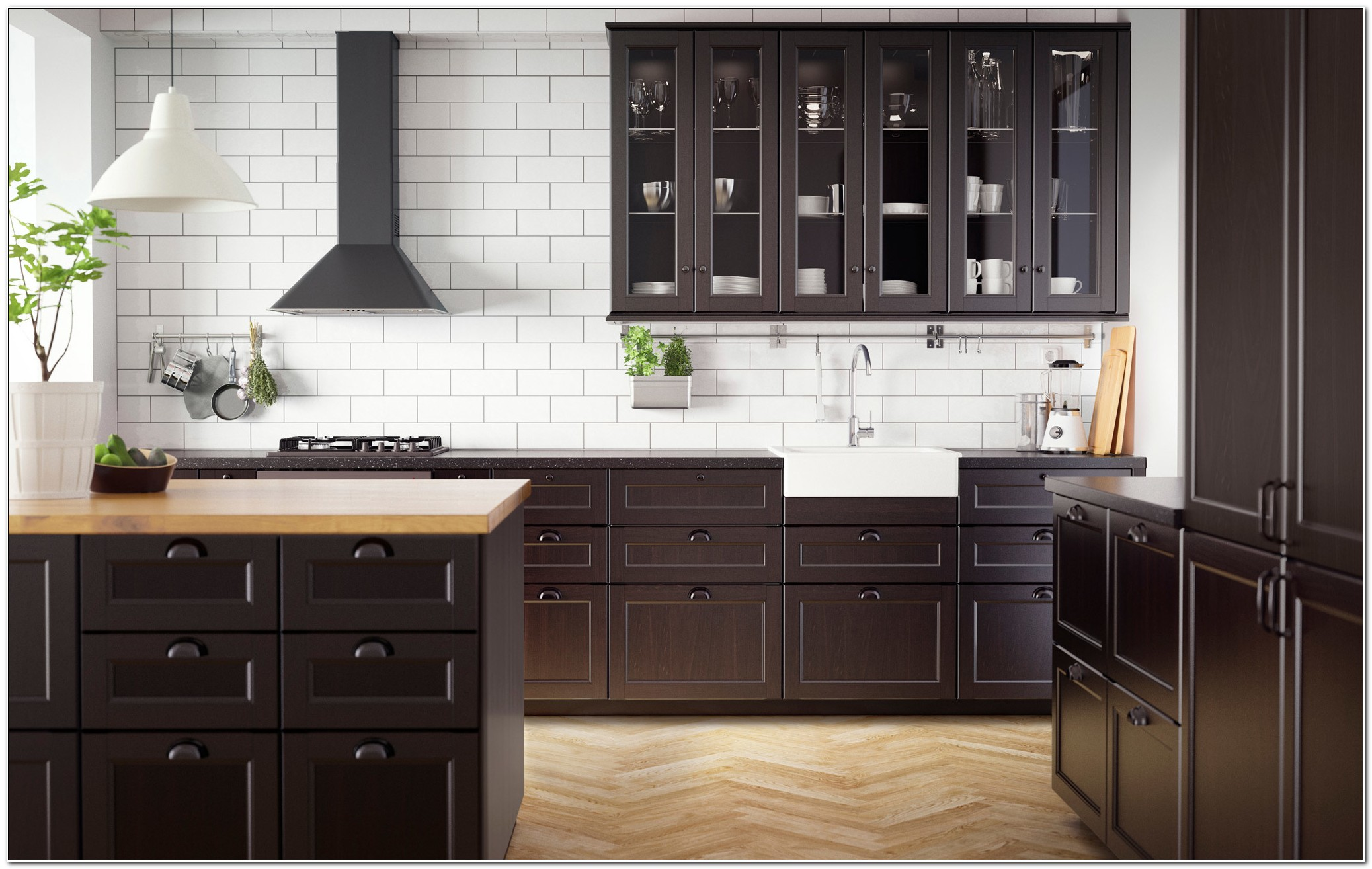 Ikea Kitchen Cabinets Solid Wood
