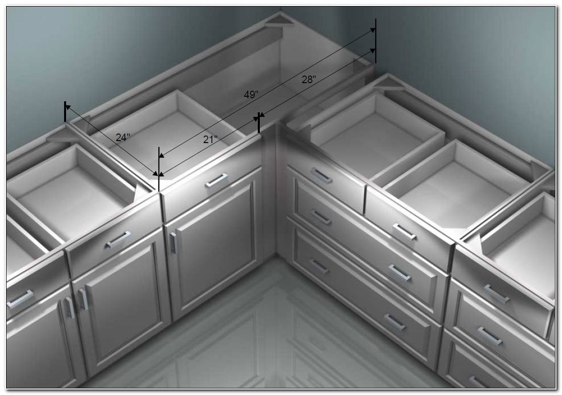 Ikea Kitchen Corner Cabinet