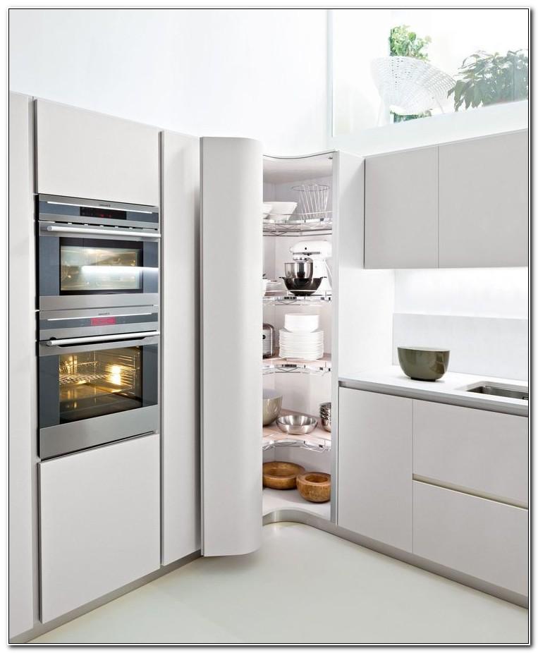 Ikea Kitchen Tall Corner Cabinet