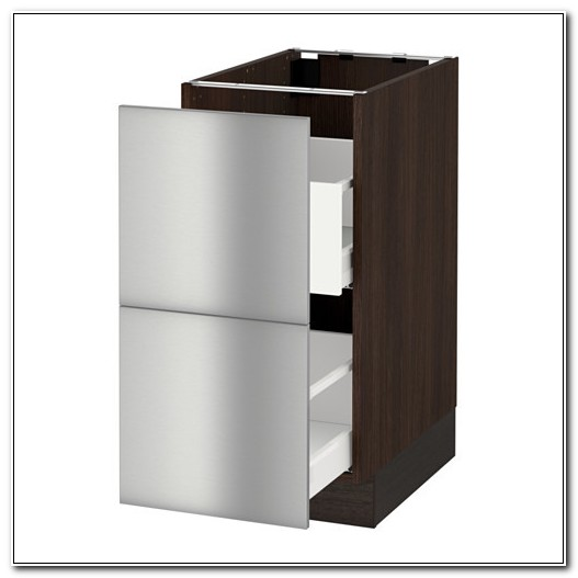 Ikea Stainless Steel Base Cabinet