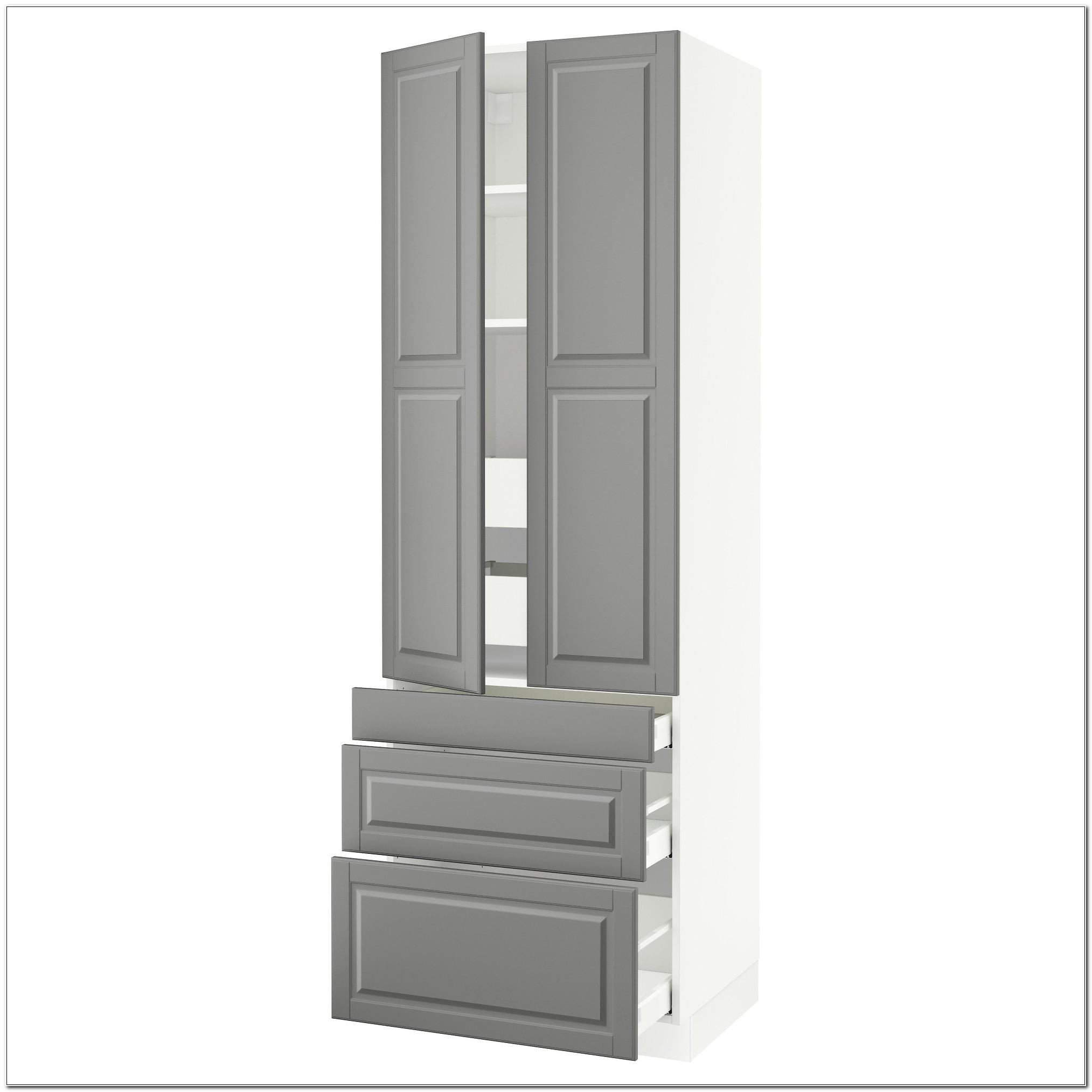 Ikea Tall Kitchen Storage Cabinet