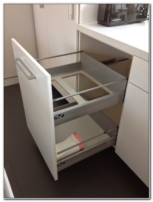 Ikea Trash Pull Out Cabinet