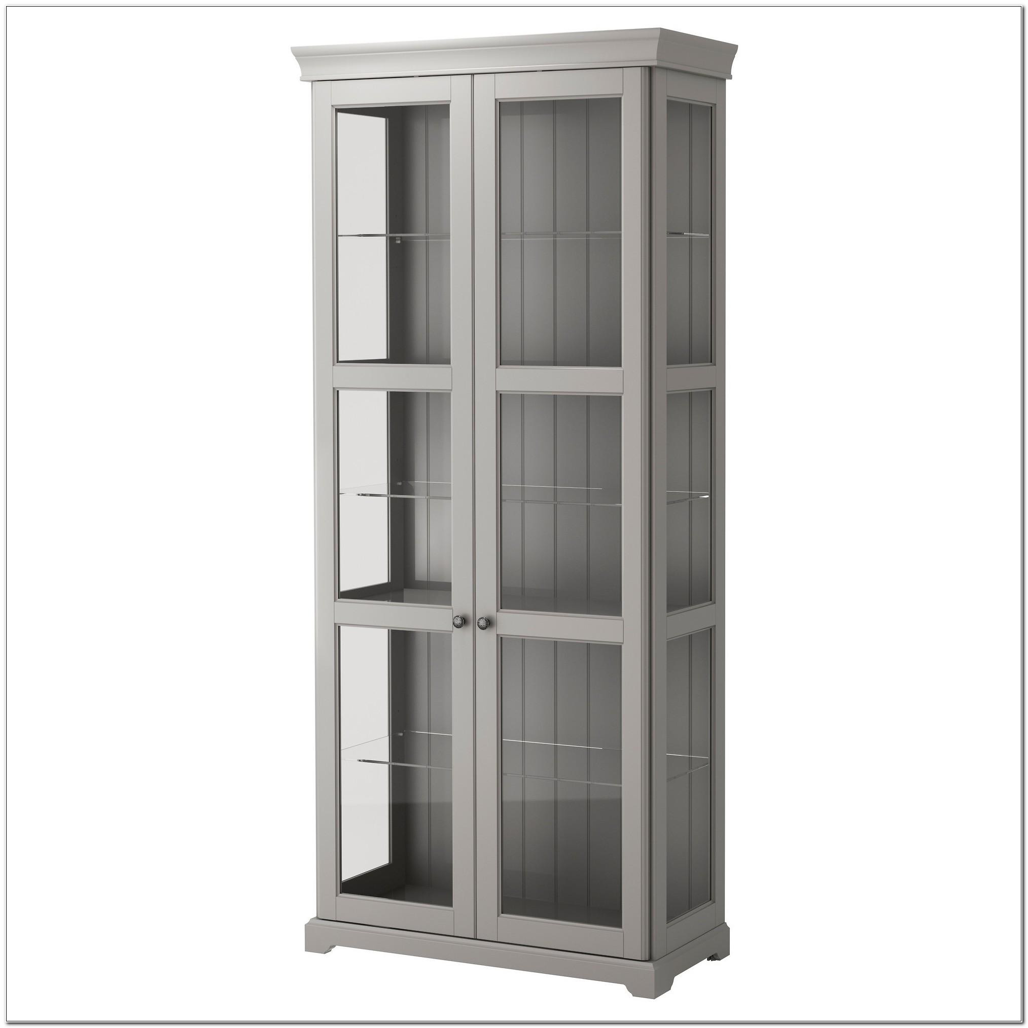 Ikea Wall Mounted Curio Cabinet