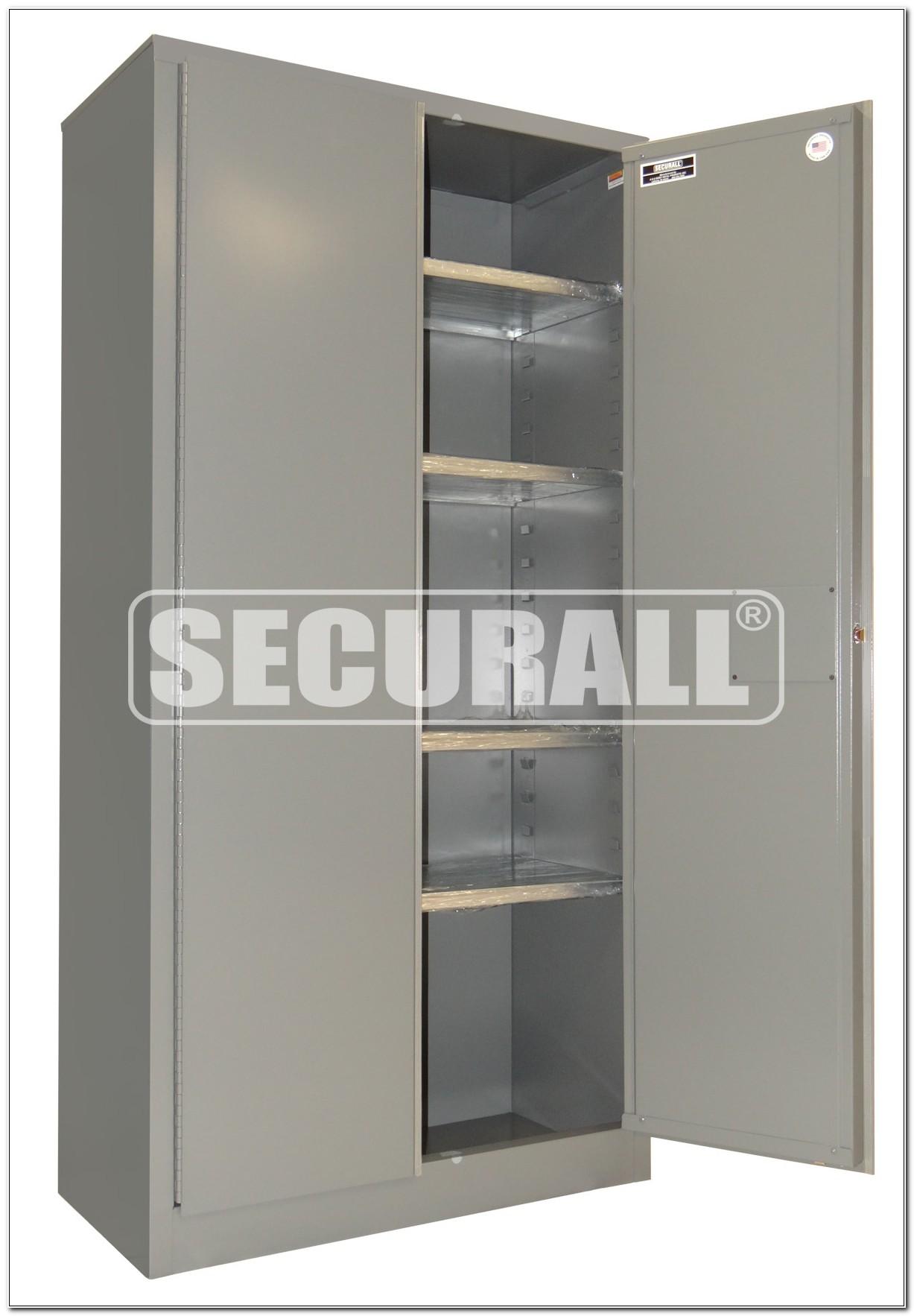 Industrial Lockable Storage Cabinets