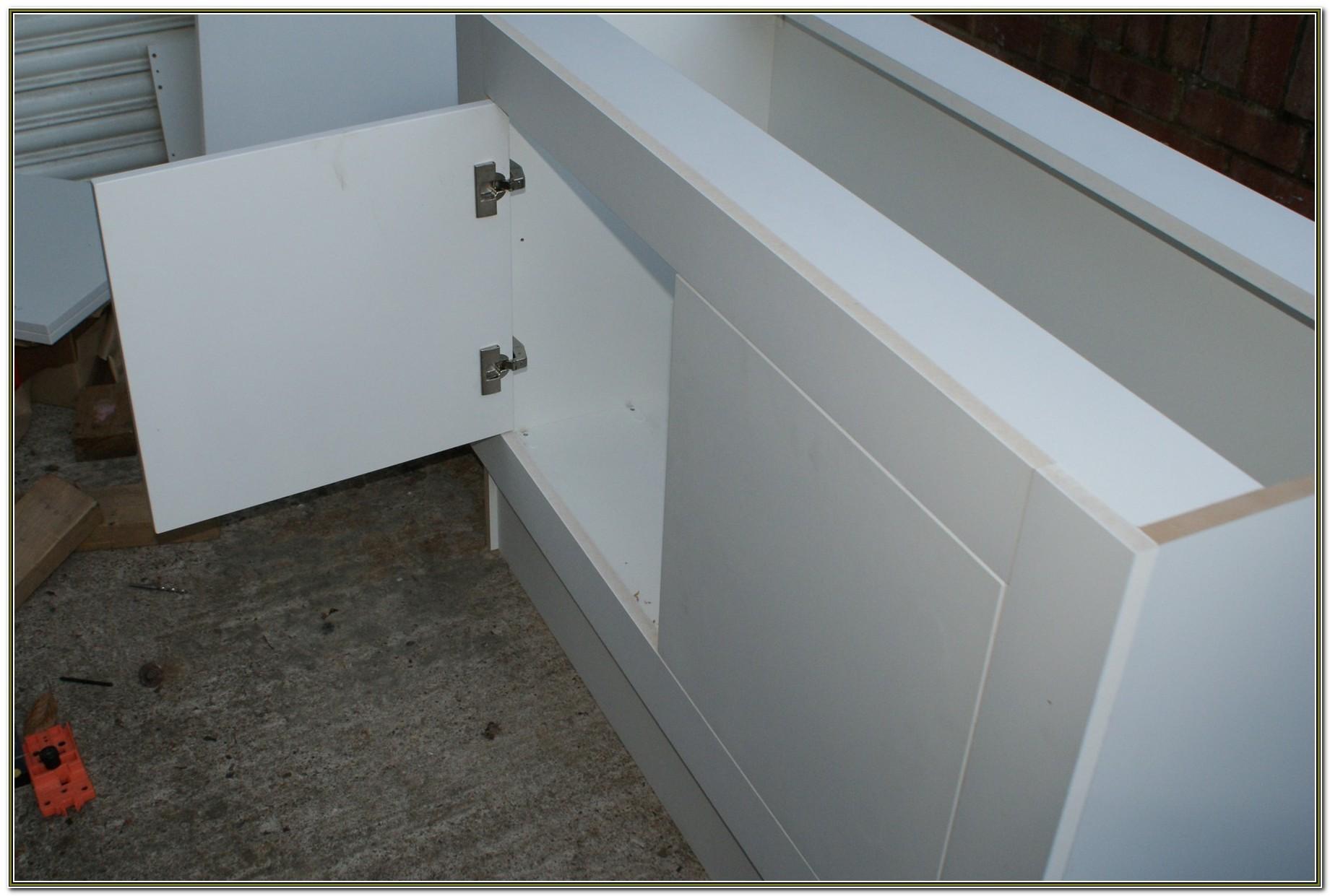 Inset Cabinet Door Hidden Hinges