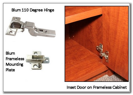 Inset Hinges For Cabinet Doors