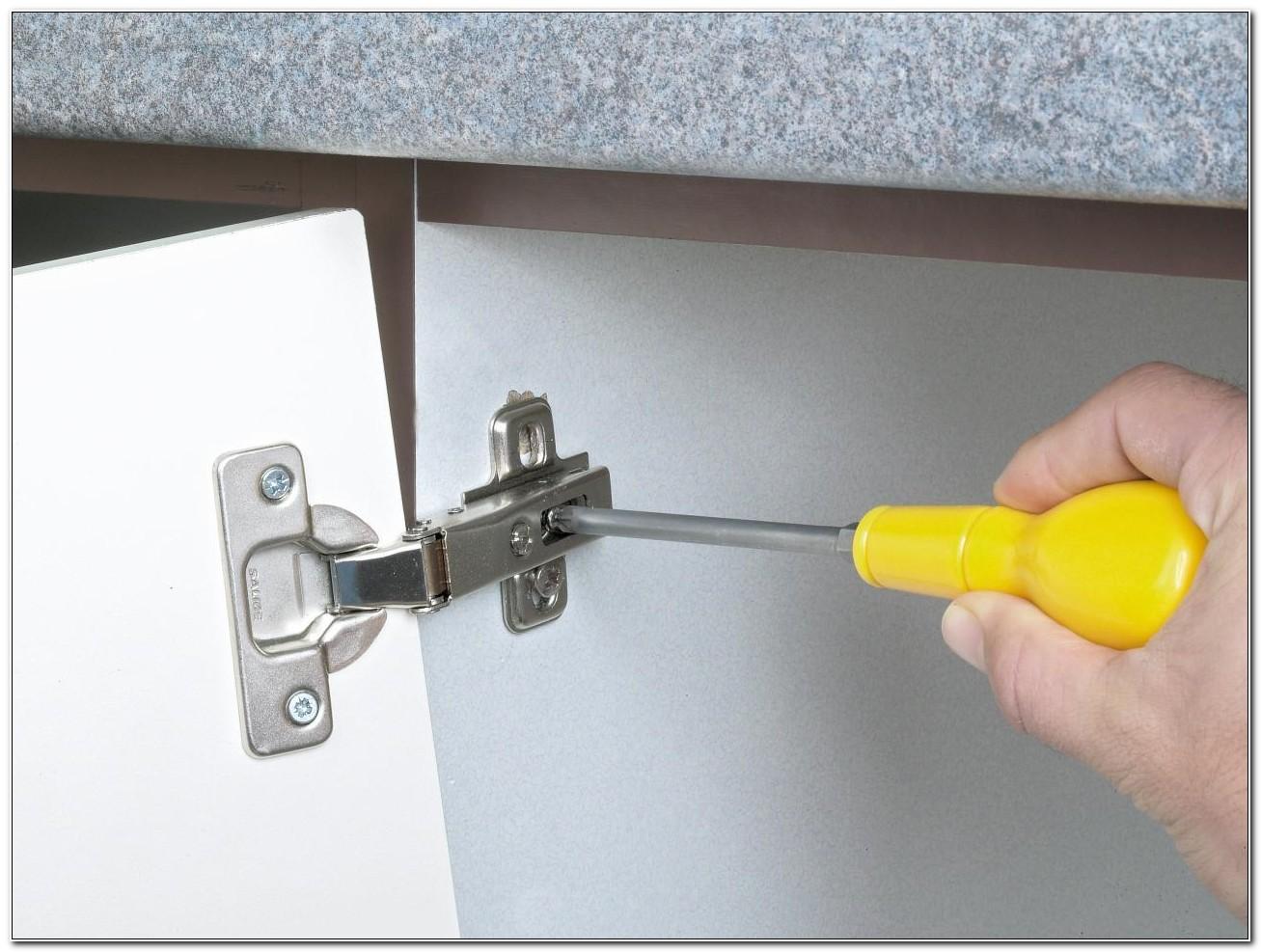 Install Kitchen Cabinet Doors Hinges