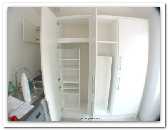 Ironing Board Storage Cupboard