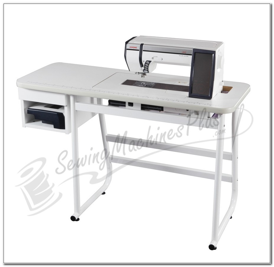 Janome Horizon Sewing Machine Cabinet