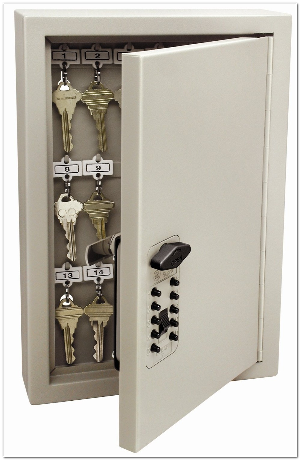 Key Cabinet Combination Lock Canada