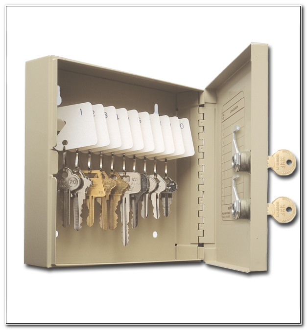 Key Cabinet Lock Box