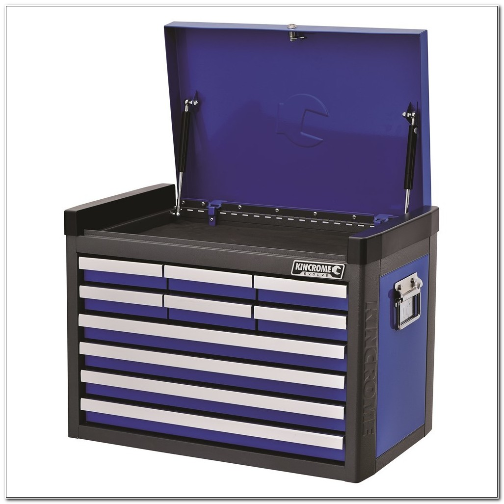 Kingcraft Tool Chest And Rolling Cabinet