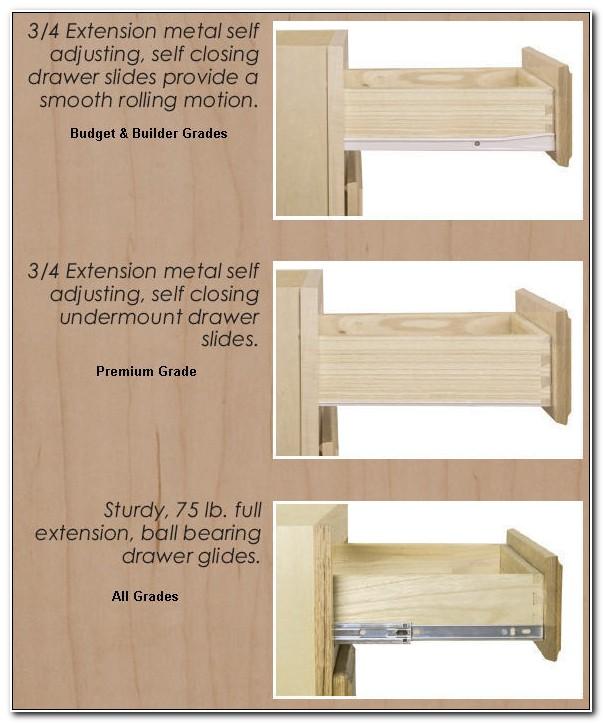 Kitchen 3 Drawer Base Cabinet