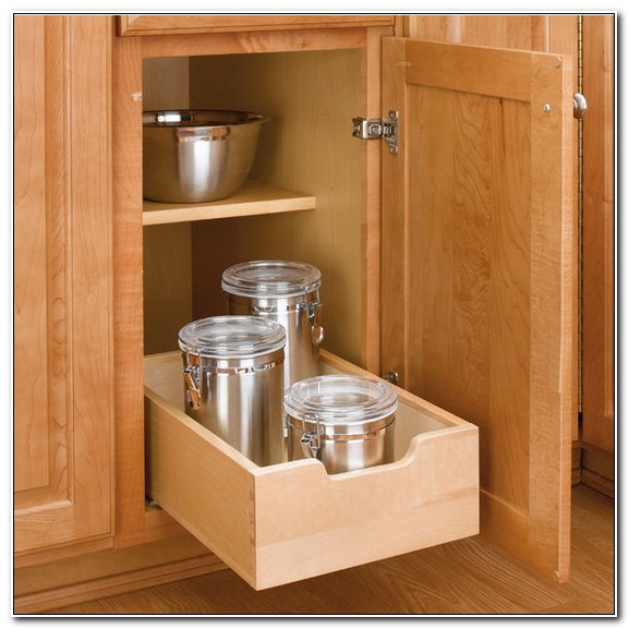 Kitchen Base Cabinet Pull Out Shelves