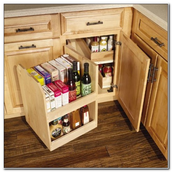 Kitchen Blind Corner Cabinet Ideas
