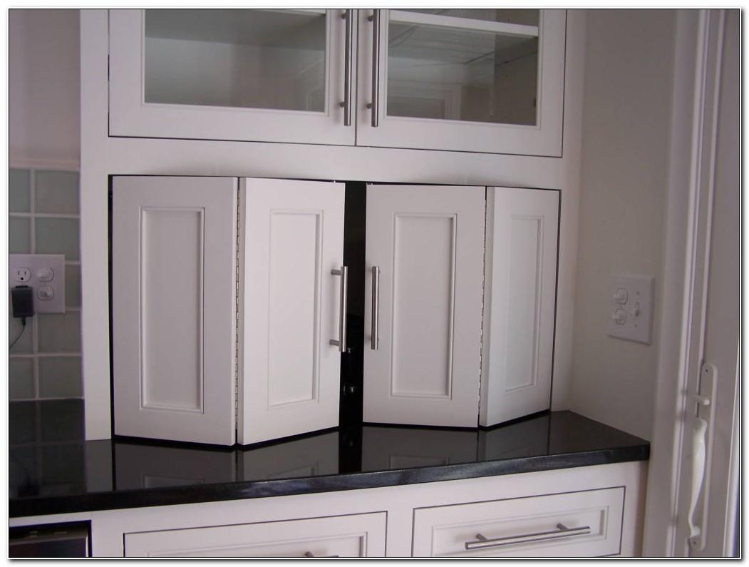 Kitchen Cabinet Bi Fold Door Hinges