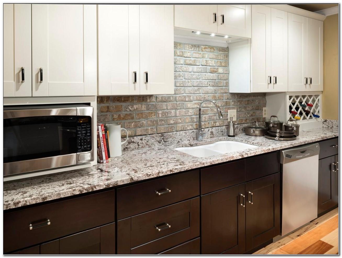 Kitchen Cabinet Countertop Color