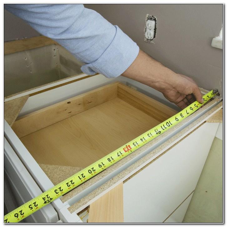 Kitchen Cabinet Countertop Installation