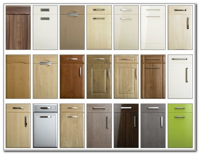 Kitchen Cabinet Door Fronts Replacements