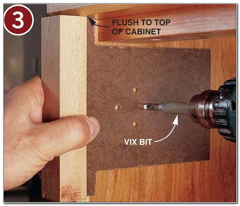 Kitchen Cabinet Door Hinge Template