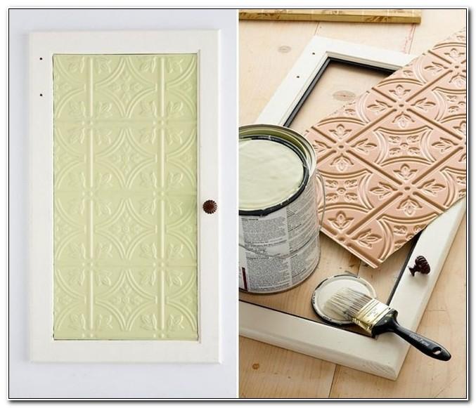 Kitchen Cabinet Door Makeover Ideas