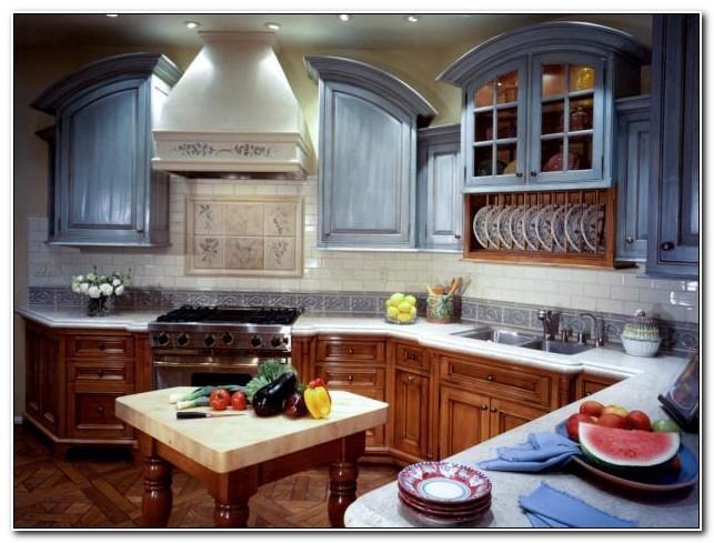 Kitchen Cabinet Door Refinishing Ideas